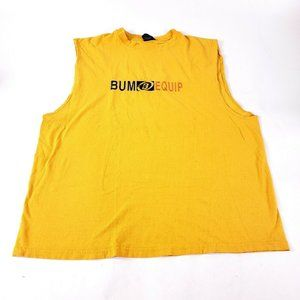 Bum Equipment Equip Muscle Tank Vintage 90s USA